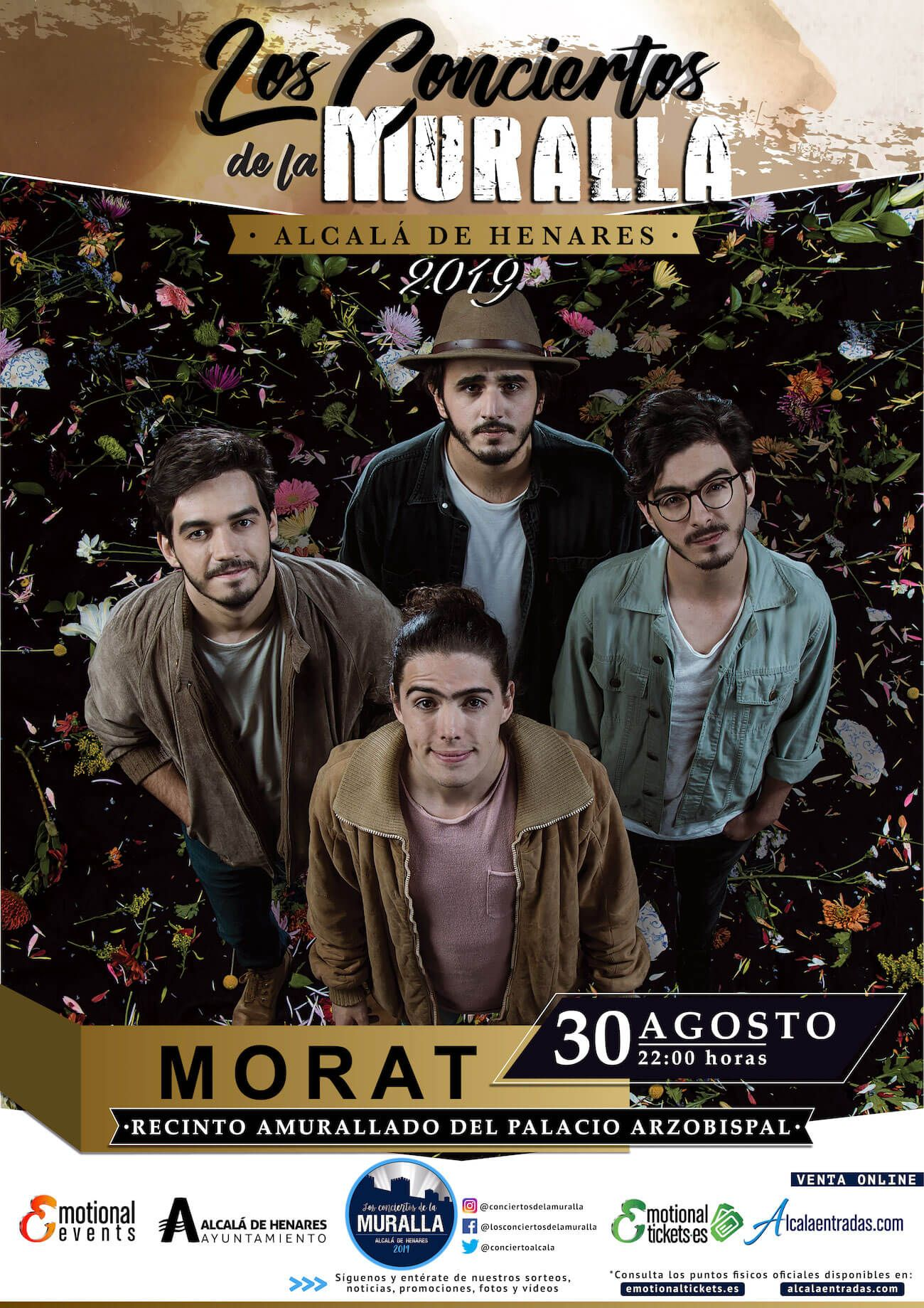 Morat Los Conciertos De La Muralla Emotional Events
