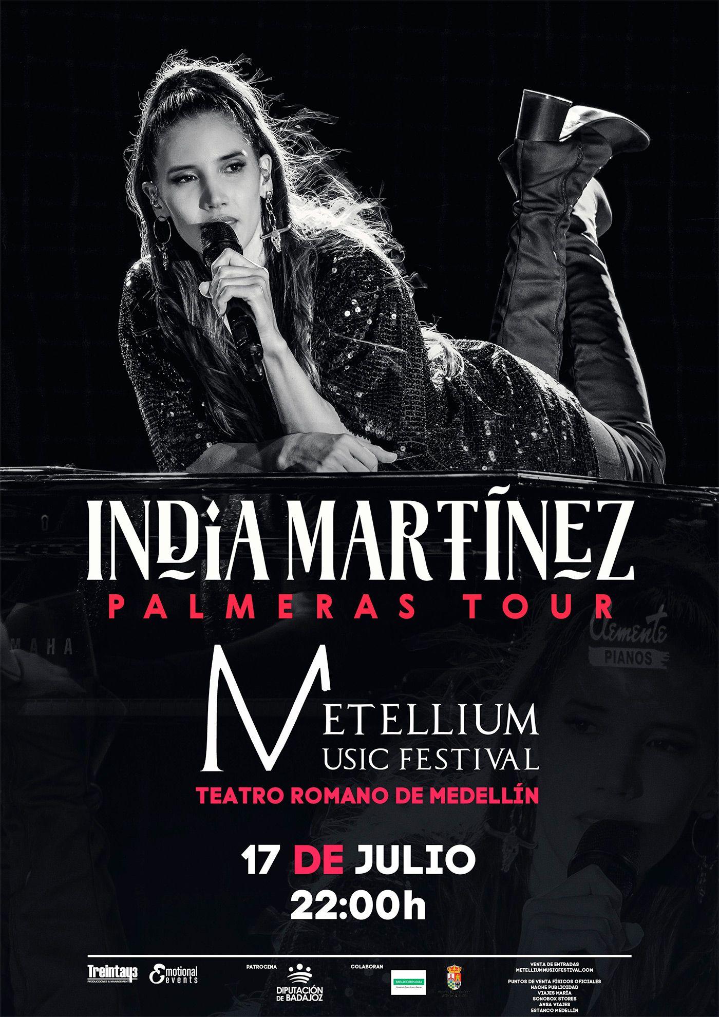 India Martinez Metellium