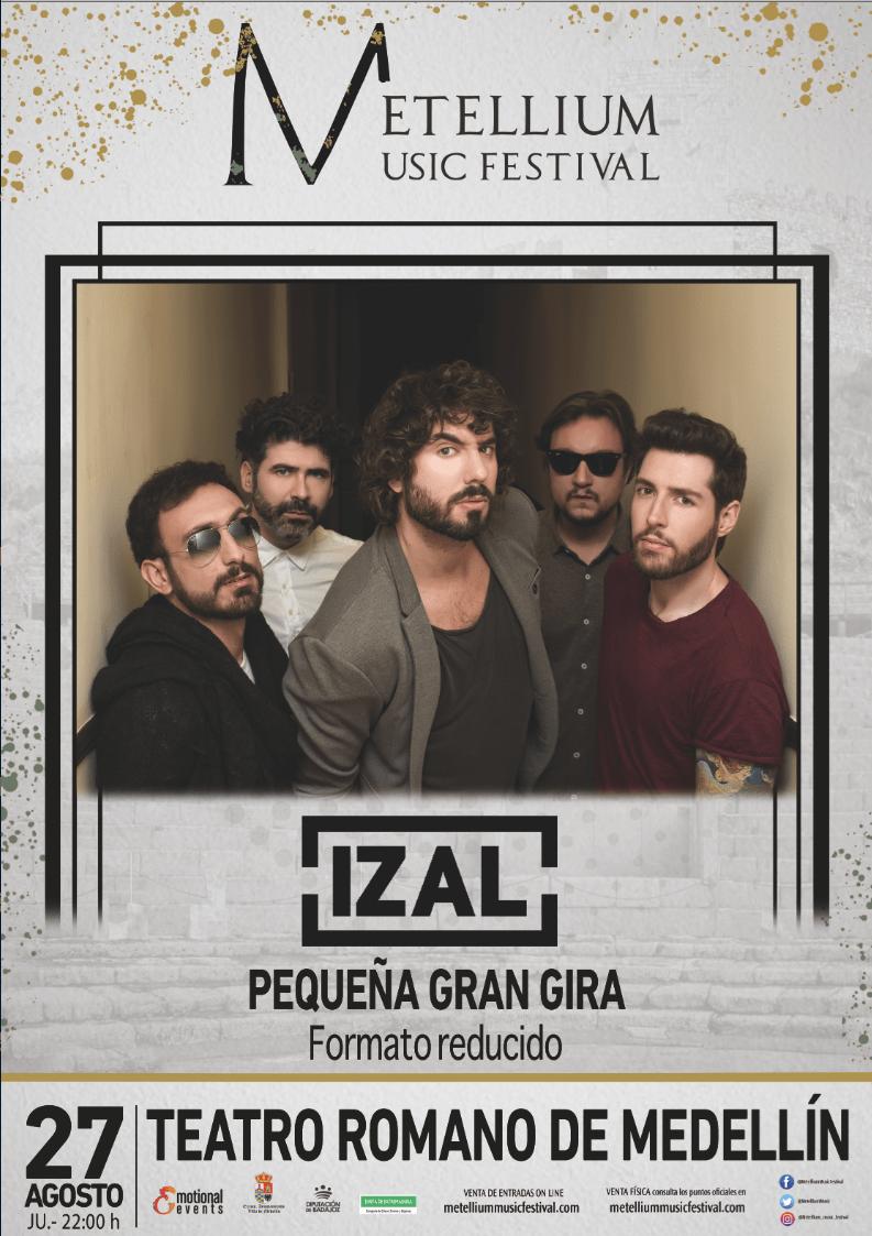 Izal en Medellin