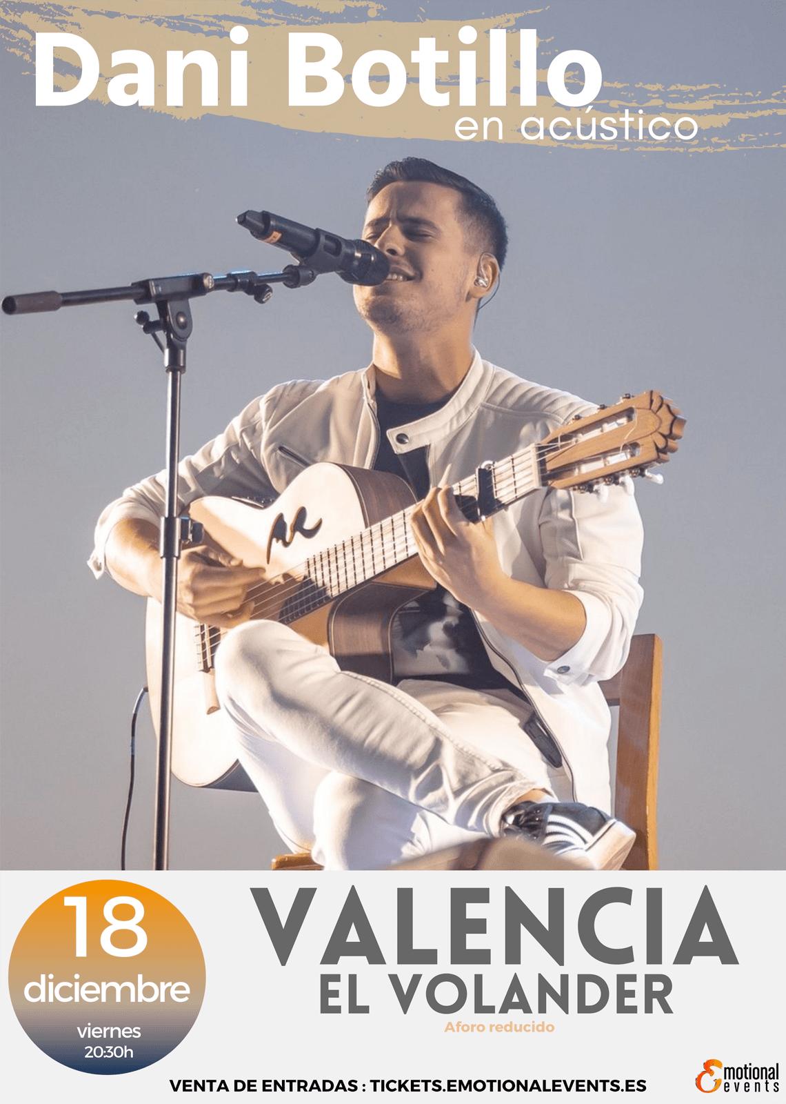 Dani Botillo Valencia