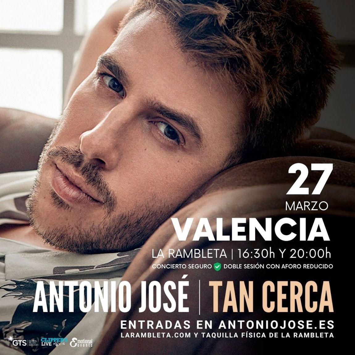 Antonio Jose Valencia