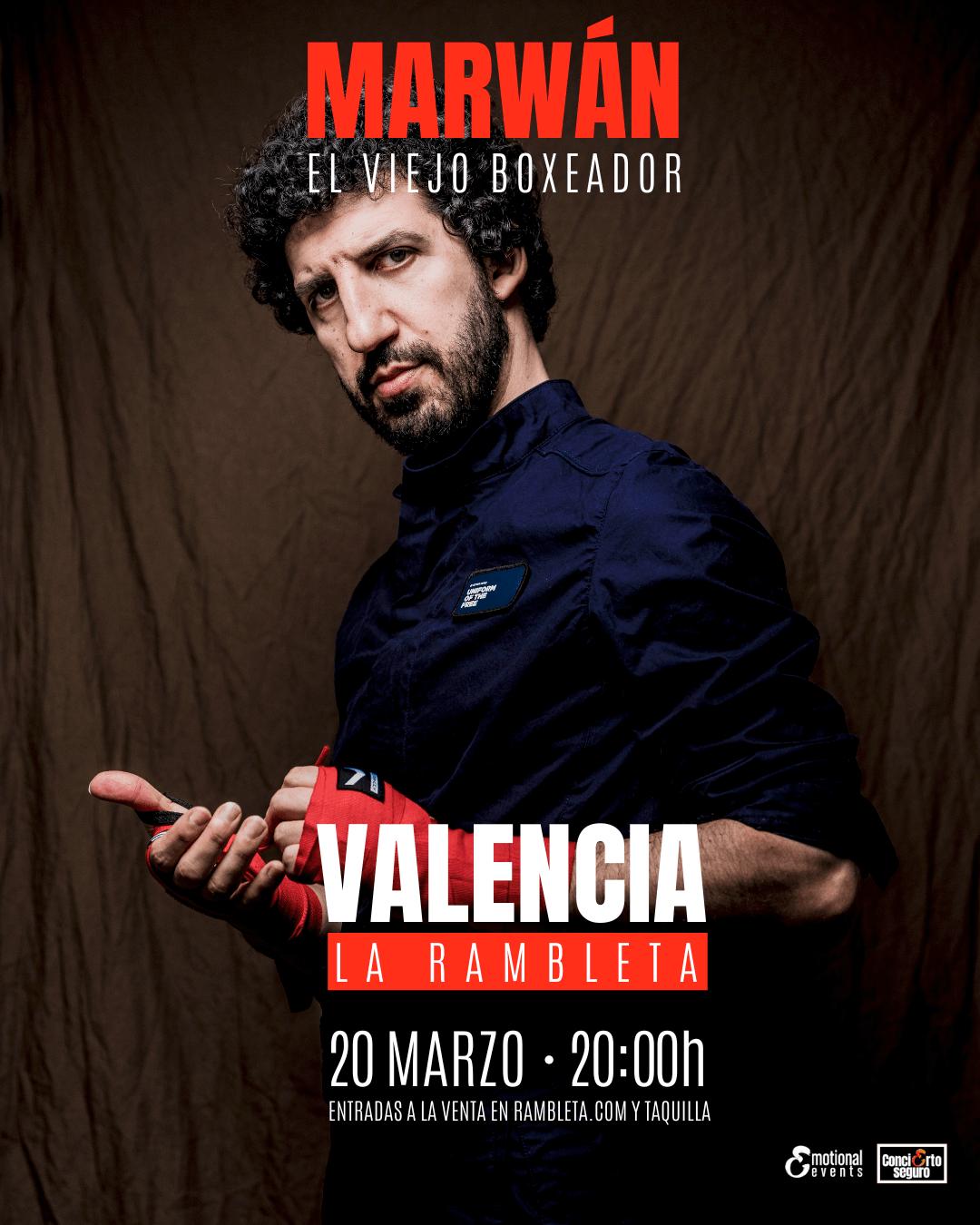 Marwán en Valencia
