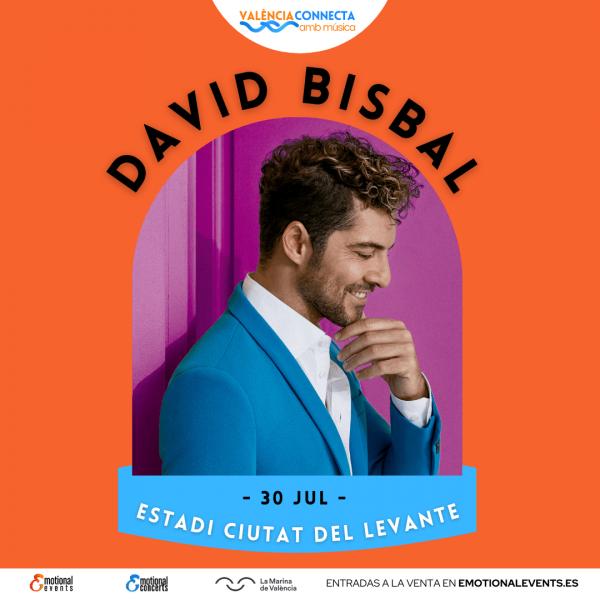 bisbal valencia connecta amb musica