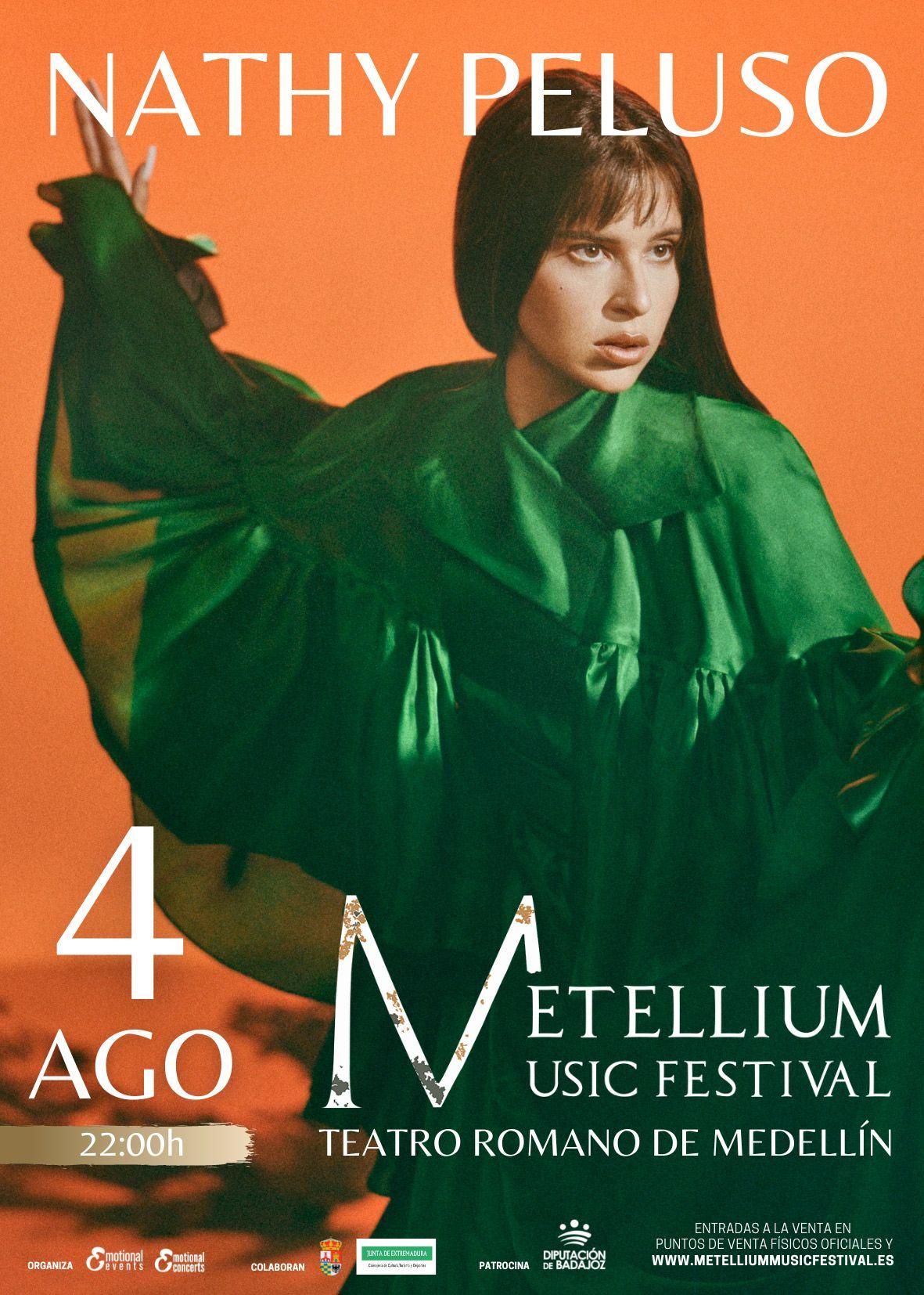 Nathy peluso Metellium